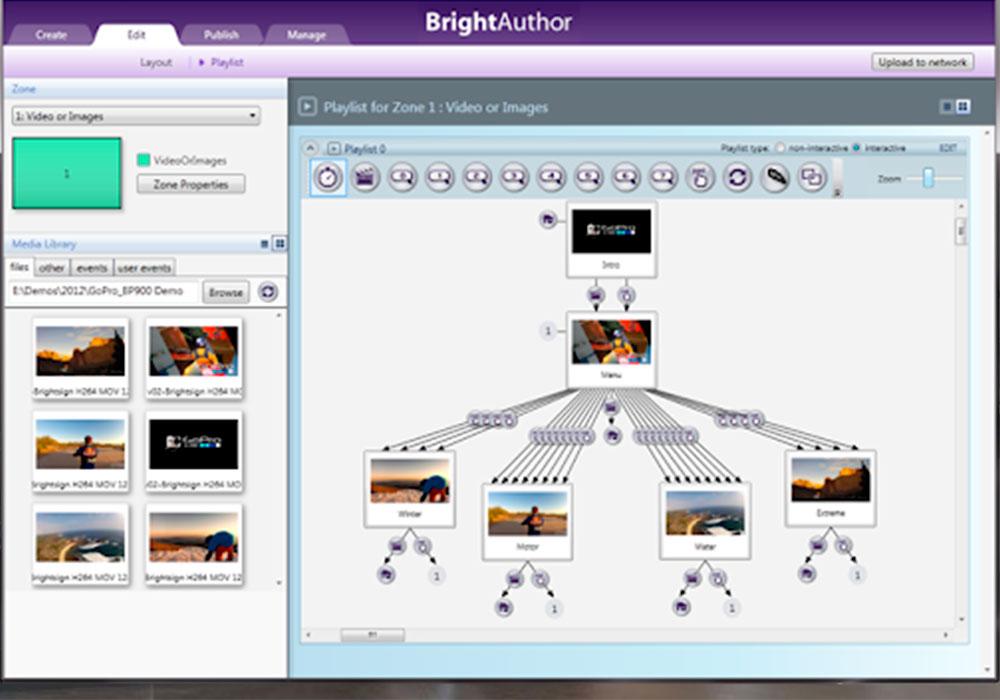 BrightAuthor 2.3: La nueva versión del software BrightSign con muchas más prestaciones