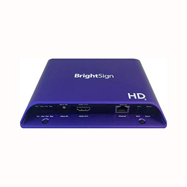 BrightSign HD 3 Series