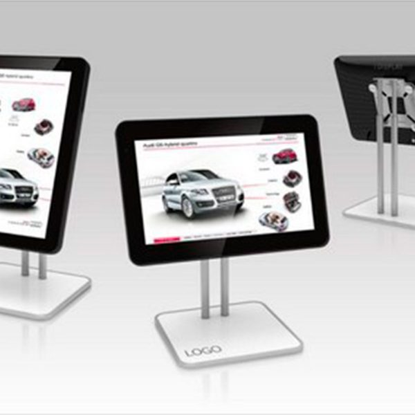 Counter Stand for Tablet (desktop)