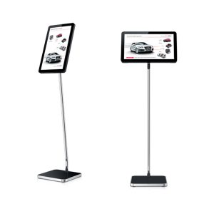 "Floor Stand for Tablet 15.6"", 18.5"" y 21.5"""
